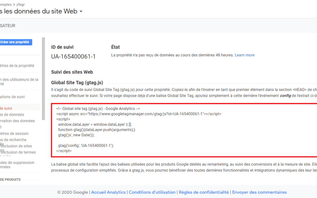 Comment ajouter Google analytics à Divi ?